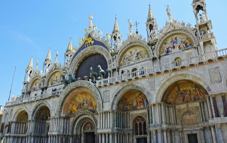 St Mark S Basilica The Most Important Church Of Venice